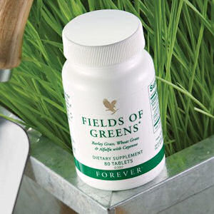 fields of greens forever ultimate aloe vera